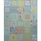 In and Out Baby Quilt - verna